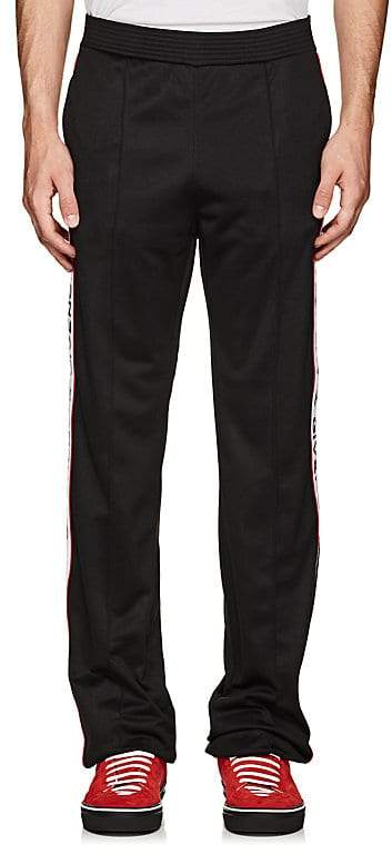 Givenchy Men's Logo Fleece Track Pants