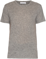 Tomas Maier Short-sleeved cashmere-knit top