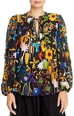 Kobi Halperin Merilyn Floral Blouse