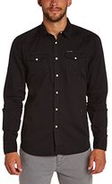 Religion Men's Exit Regular Fit Classic Long Sleeve Casual Shirt