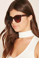 Forever 21 Oversized Square Sunglasses