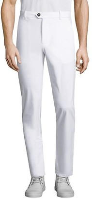 Greyson Straight-Fit Trousers