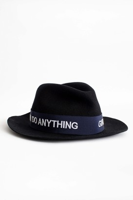 Zadig & Voltaire Alabama Girls Can Do Hat