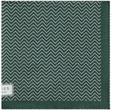 Reiss Andreas Zig-Zag Pocket Square