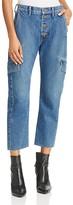 Vince Cargo Crop Jeans