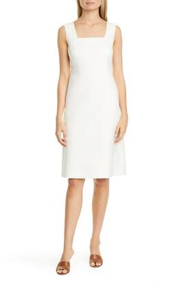Lafayette 148 New York Loro Piana Spencer Dress