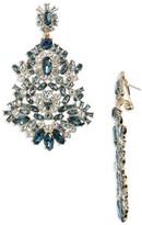 Givenchy Women's Phoenix Drama Chandelier Earrings