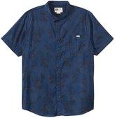 Reef Men's Set Short Sleeve Shirt 8148275