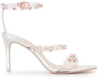 Sophia Webster Dina gem leather sandals