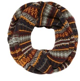 Mantaray Multicoloured Patterned Snood