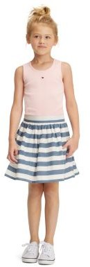 Tommy Hilfiger Chambray Stripe Skirt