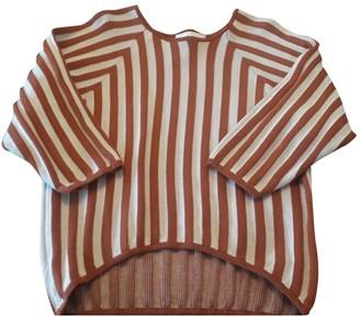 Mauro Grifoni White Cotton Knitwear for Women