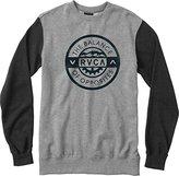 RVCA Men's Railroaded Crew Sweatshirt