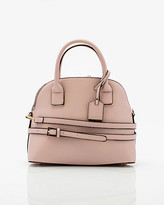 Le Château Saffiano Faux Leather Satchel