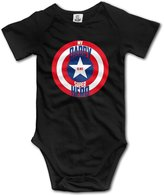 Daddy Superhero Hgtew Baby Onesie Novelty Cotton 100% Sleepwear Bodysuit My Daddy Is My Super Hero