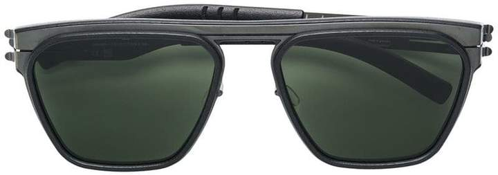 Ic! Berlin square tinted sunglasses