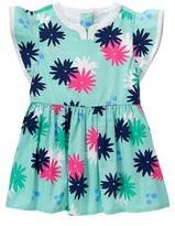 Gymboree Gingham Floral Dress