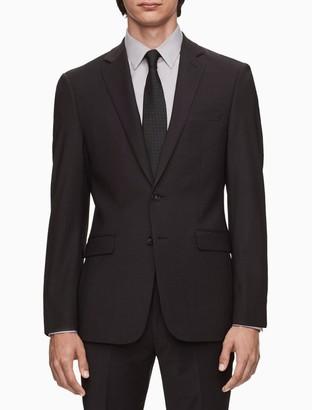 Calvin Klein Slim Fit Charcoal Jacket