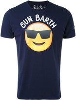 MC2 Saint Barth Emoji T-shirt - men - Cotton - XXXL