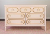 The Well Appointed House Newport Cottages Beverly 7 Drawer Dresser-Available in a Variety of Finishes