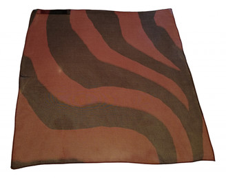 Roberto Cavalli Multicolour Silk Scarves & pocket squares