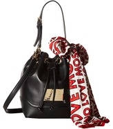 Love Moschino Bottom Bag Bucket Bags