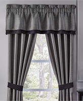 "Croscill Oden Straight 70"" x 20"" Window Valance"