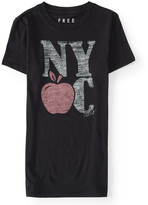 Aeropostale Free State NYAppleC Graphic T***