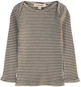 Caramel Baby & Child Baby Breccia Stripe T-Shirt