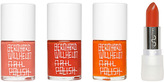 "Uslu Airlines Nail & Lip Collection ""Tequila Sunrise"""