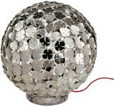 Terzani Orten'zia Floor Lamp - Nickel - Small