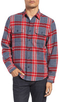 Nordstrom Thermal Lined Plaid Flannel Shirt