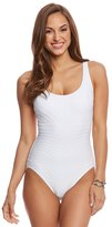 CoCo Reef Contours Texture Classic Cut One Piece Swimsuit (C/D Cup) 8160471