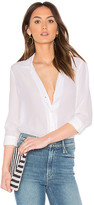 Equipment Adalyn Blouse in Ivory. - size L (also in M,S)
