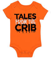 Baby Starters Orange 'Tales from the Crib' Bodysuit - Infant