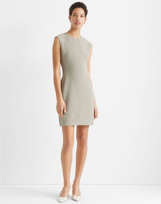 Club Monaco Sculptural Knit Mini Dress