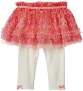 Baby Starters Baby Girl Floral Ruffle Tutu Leggings