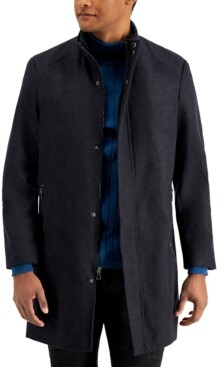 INC International Concepts Inc Men's Kylo Top Coat, Created for Macy's