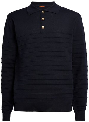 Barena Knitted Polo Shirt