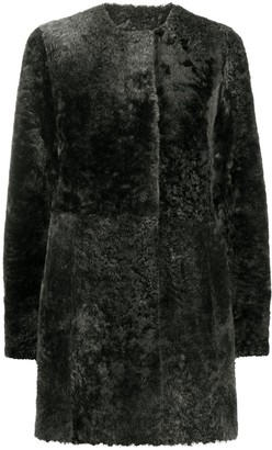 Drome Long-Sleeve Button-Up Coat