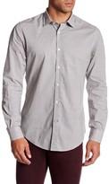 Ganesh Long Sleeve Deco Print Shirt