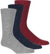 Penfield Flecked Socks - 3-Pack