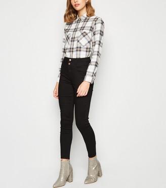 New Look 'Lift & Shape' High Waist Skinny Jeans