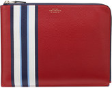 Smythson Burlington deerskin large pouch