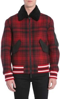 Tommy Hilfiger Wool Bomber Jacket