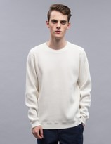 Norse Projects Vagn Compact Waffle Sweatshirt