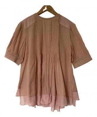By Malene Birger Pink Cotton Tops