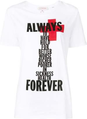 A.F.Vandevorst printed T-shirt