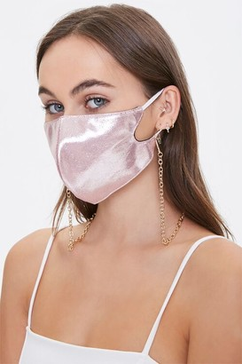 Forever 21 Face Mask Chain
