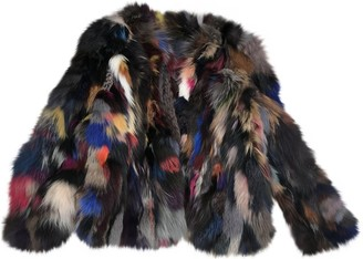 Matthew Williamson Multicolour Fox Jacket for Women